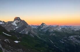 Hochtour Glärnisch, Vrenelisgärtli 2904m