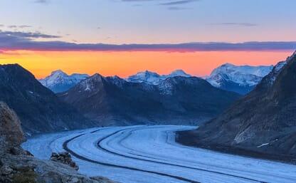 Hochtour Berner Oberland «light»