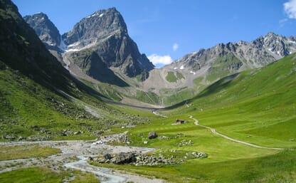 Hochtour Dreiländerspitze und Silvrettahorn