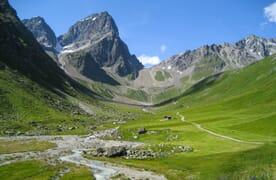 NEU: Hochtour Dreiländerspitze und Silvrettahorn