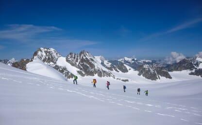 Haute Route von Chamonix nach Zermatt