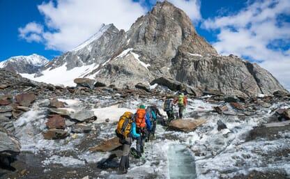 Gletschertrekking rund um die Jungfrau