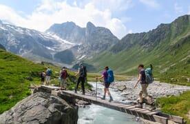 Komforttrekking von Luzern nach Locarno