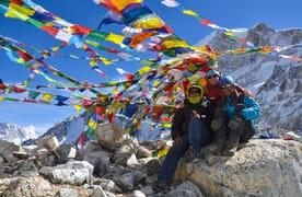 Trekkingreise Nepal: Manaslu-Runde mit Samdo Peak 5140m