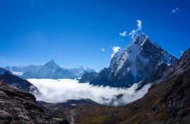 Trekkingreise Nepal: Khumbu-Trek mit Island Peak 6189m