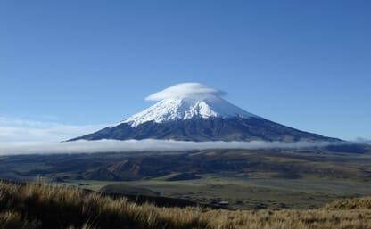 Trekkingreise Ecuador: mit Besteigung Cotopaxi 5897m