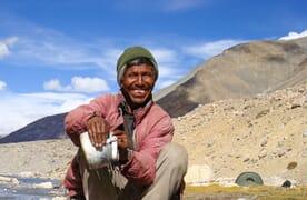 Trekkingreise Ladakh: Himalayaquerung von Spiti nach Ladakh