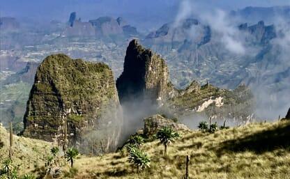 Trekkingreise Äthiopien: mit Besteigung des Ras Dashan, 4533m
