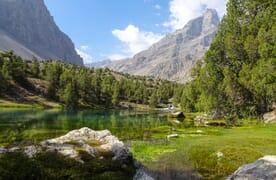 Trekkingreise Tadschikistan und Usbekistan
