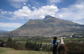 Trekkingreise Ecuador: mit Besteigung Cotopaxi 5897m und Chimborazo 6268m