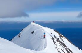 Skitourenreise Trollhalbinsel, Island