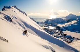 Skitourenreise Lofoten, Norwegen