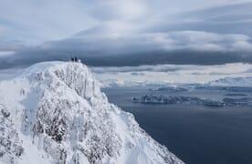 Skitourenreise Lyngen Alps, Norwegen