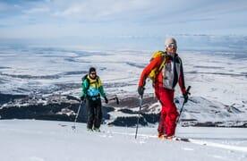 Skitourenreise nach Kirgistan