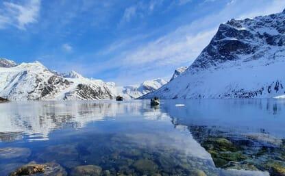 Skitourenreise nach Westgrönland