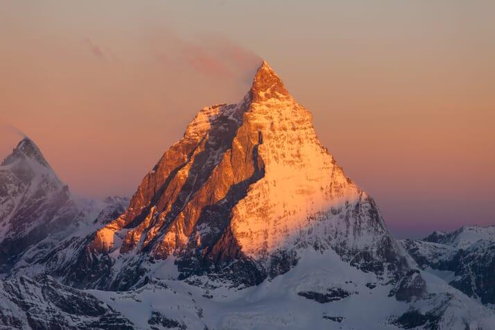 5x 4000: Skitouren Monte Rosa Highlights