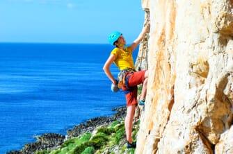 Unser Geheimtipp: Klettern in Sizilien