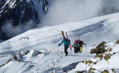 Coachingkurs Skitouren – aber richtig!