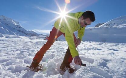 Aufbaukurs Lawinen Engstligenalp Ski/Board 4+1