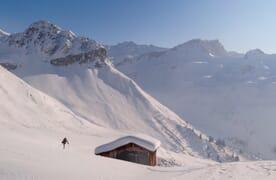 Schnupperkurs Skitouren St. Antönien
