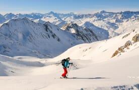 Ausbildungswoche Skitouren Andermatt