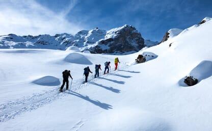 Grundkurs Skitouren Berner Oberland 4+1