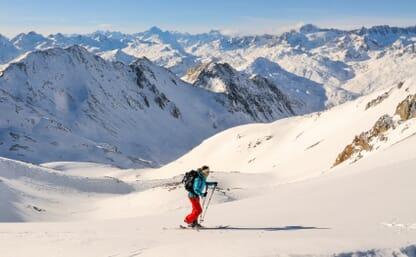Ausbildungswoche Skitouren Andermatt 4+1