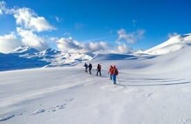 Grundkurs Schneeschuhtouren Flumserberge