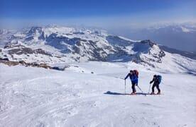 NEU: Skitour zum Wildhorn 3247m