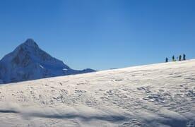 Skitour im Lötschental (Ski/Board) 4+1