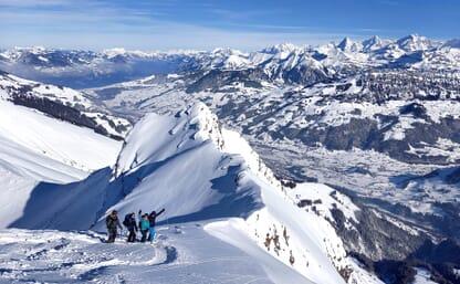 NEU: Skitouren in der Niesenkette im Diemtigtal