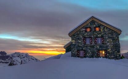 Skitour Gemsfairen - Clariden