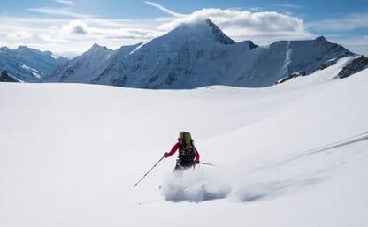 Skitour Äbeni Flue 3962m