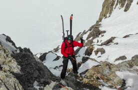 Skitour Gemsfairen - Clariden 4+1
