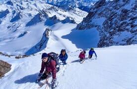 NEU: Skitour Piz Kesch 3418m