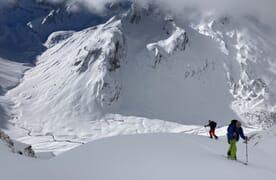 Skitouren im Val Ferret