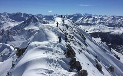 Skitouren im Südtiroler Langtaufers