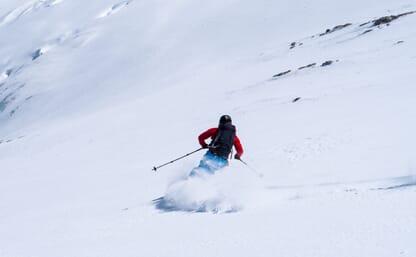 Skitouren rund um den Grossen St. Bernhard