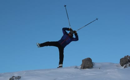NEU: Skitouren Tschlin im Unterengadin 4+1