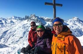 Skitouren im Prättigau