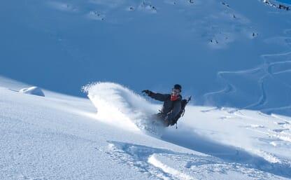 Skitouren am Sellrain