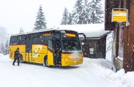 Skitouren im Safiental (Ski/Board) 4+1