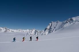 Skitour Sustenhorn 3502m - Uratstock 2911m (Ski/Board)