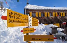 NEU: Skitouren im Valle Bedretto