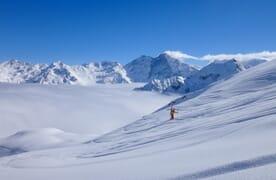 Skitouren im Val de Bagnes (Ski/Board)