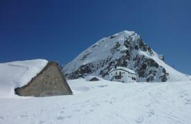 Skitouren ums Blinnenhorn 3373m