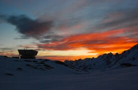 NEU: Skitour Grosse Route Soleil