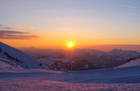 Skitour die Wilden W's 4+1