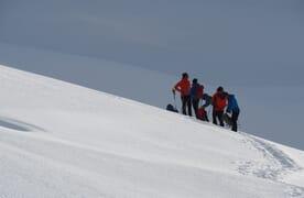 Schneeschuhtour Lidernen 4+1