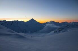 Schneeschuhtour Allalinhorn 4027m